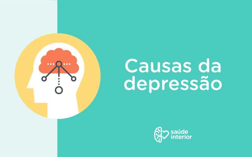 Causas da depressão
