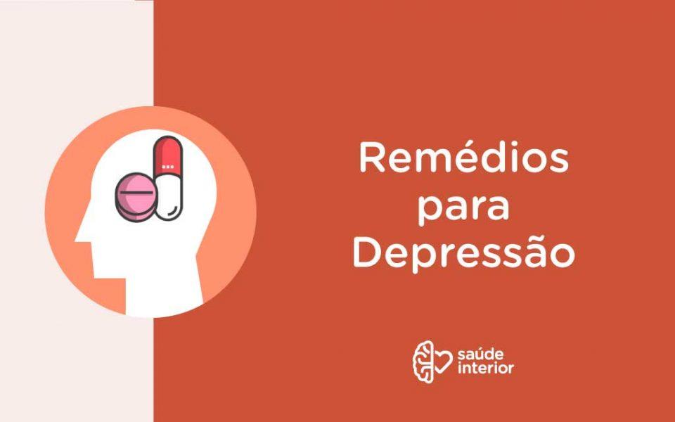 Remédios para depressão
