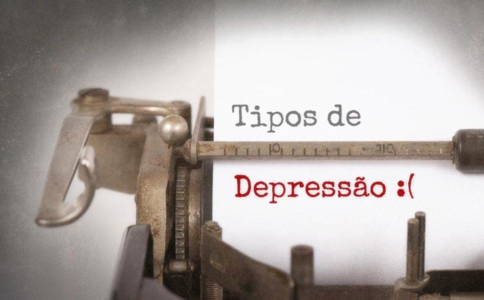 tipos de depressão