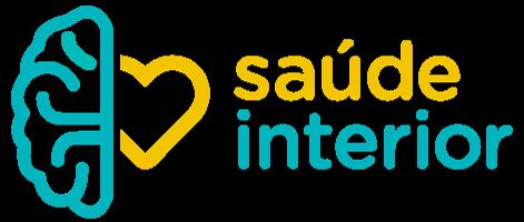 logotipo saúde interior cérebro coração