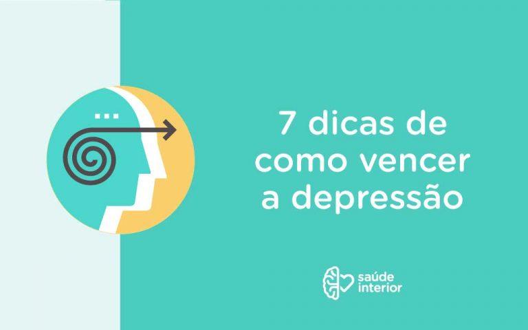 Como vencer a depressão?