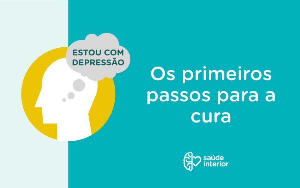 Acho que estou com depressão