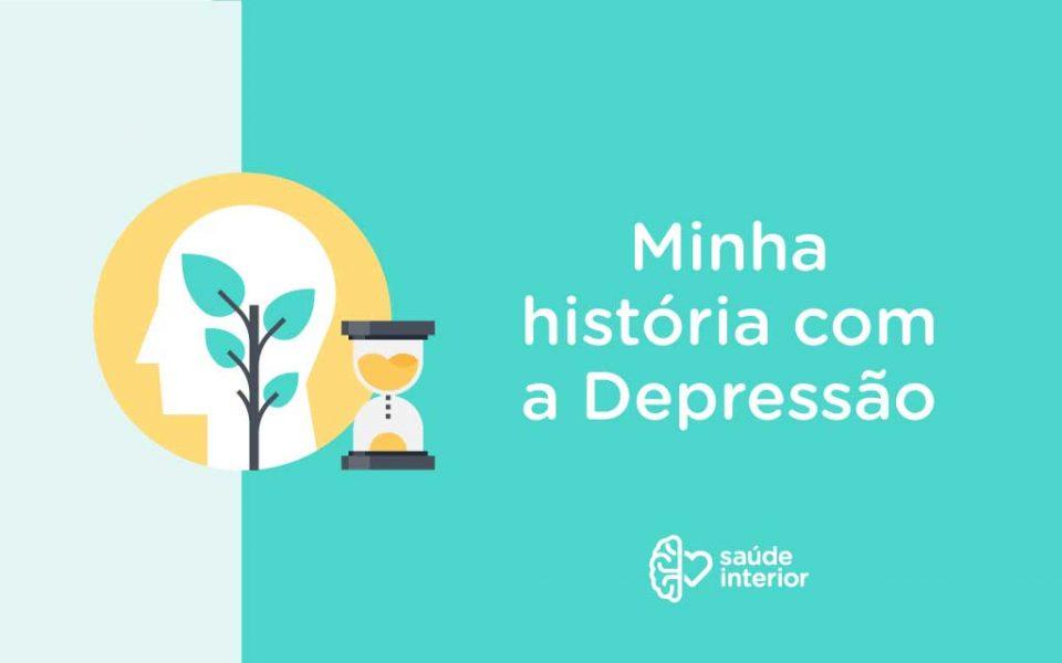 Historia de depressão