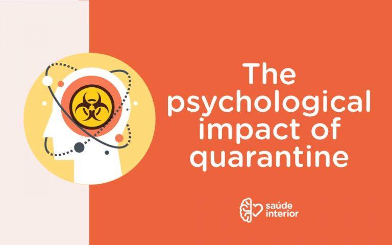 Psychological impact of quarantine